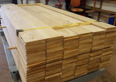 Character Oak Flooring 1