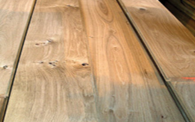 Character Oak Flooring
